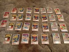 Nintendo Tips Collector Cards lot of 30