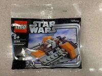 LEGO STAR WARS 30384 Snowspeeder 20th Anniversary - Polybag - BNIP - Sealed
