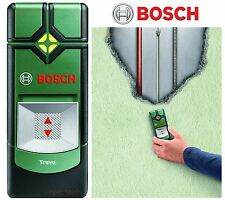 BOSCH TRUVO Multi Detector,Metal & Copper Pipe,Live Electrical Wire Cable Finder