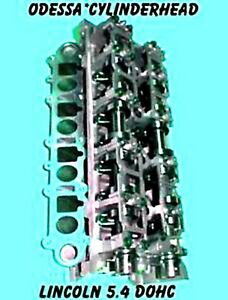 FORD LINCOLN NAVIGATOR 5.4 DOHC CYLINDER HEAD REBUILT