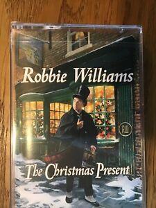 Robbie Williams - Christmas Past + Present - Cassette Kassette grün / green