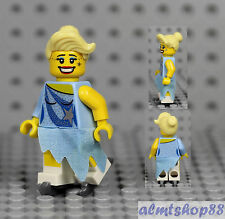 LEGO Series 4 - Ice Skater Minifig Minifigure Female Girl 8804 Collectible CMF