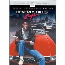 Beverly Hills Cop DVD 1984 Region 1 US IMPORT NTSC