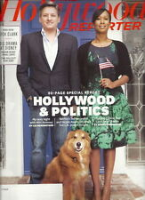 Politics Ted Sarandos Nicole Avant Hollywood Reporter May 2012 Dick Clark Disney