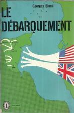 GEORGES BLOND LE DEBARQUEMENT