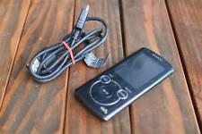 Mp3 Sony Walkman Nwz-E463 Black 4Gb with accessory