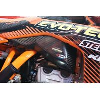 PRO CARBON RACING KTM SXF250 SXF350 450 TANK CoverBottom SET 16-18