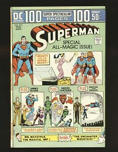 Superman # 272 VF Cond. pen mark on cover