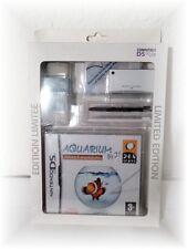Pack Edition Limitée Jeu Nintendo DS DS Lite Aquarium By Ds   Neuf