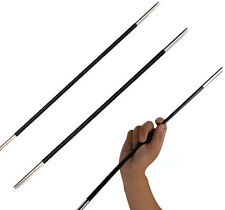3X Magic Appearing Wand Easy Suddenly Pop Up Magic Trick Stick Magician Prop New
