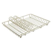 Stunning Cream Heart  Dish Drainer Rack Wire Kitchen Dish Dryer