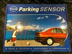 Aftermarket Parking Sensors Gloss Black