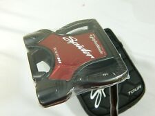 """New Taylormade Spider Tour Black - Sightline - 35"""" Putter 35 inches Superstroke"""