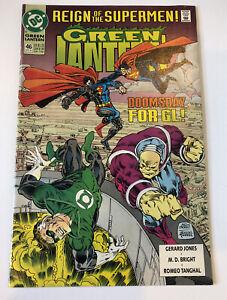 DC Comics Green Lantern #46 Reign of Superman