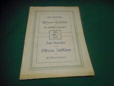 1928 St. Peter'S Colony (Canada) ~ Silver Jubilee Souvenir Book 1903-1928 Rare!