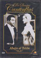 Abajo El Telon DVD Por Siempre Cantinflas - BRAND NEW