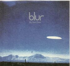 CD CARDSLEEVE 1T   BLUR  ON YOUR OWN  TRES BON ETAT    DE  1997