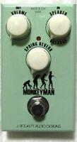 Used J Rockett Audio Tour Series Monkeyman Tweed/Reverb Guitar Pedal