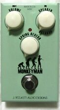 Used J Rockett Audio Tour Series Monkeyman Tweed/Reverb Guitar Pedal