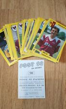 52 Stickers Panini Foot France 1992