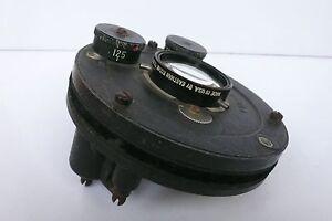 Kodak Anastigmat 161mm f4.5 lens Fairchild K20 Shutter