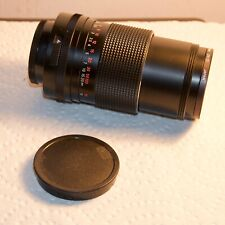 Carl Zeiss Jena DDR Lens Auto/Manual MC S 1:3.5 f=135mm Screw Mount Lens
