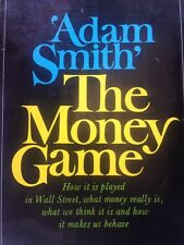 The Money Game, Adam Smith (Vintage Classic About Wall Street) $229.99
