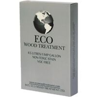 Eco Wood Treatment Exterior Wood Stain & Preservative