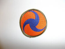 1800 Ww 2 Us Army Air Corps Aac Usaaf Force Patch Od Border R13A