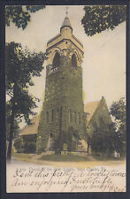Postcard Church of Holy Trinity, West Chester, PA~Rotograph Co. A 3751