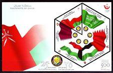 Oman 2006 ** Bl.41 GCC Flaggen Flags