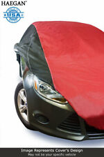 USA Made Car Cover Red/Black fits Jaguar XJ  2009 2010 2011 2012 2013 2014