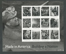 4801 4801m IMPERF PRESS SHEET Made in America PO Fresh no dings!