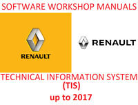 # OFFICIAL WORKSHOP MANUAL SYSTEM FOR RENAULT GROUP