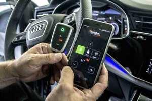 DTE Pedalbox + App VOLVO C70 II Cabriolet (Typ 542, 03.06-12.13) D5 132kW/180PS