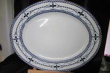 ANTIQUE BLUE & WHITE (ENOCH) WEDGWOOD CO. PLATTER CIRCA 1840'S
