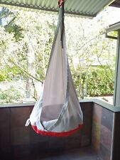 IKEA Ekorre Hanging Pod Sensory Seat With Sagosten Air Cushion 500.540.95 Used