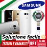 VETRO SCOCCA POSTERIORE+BIADESIVO per Samsung Galaxy S7 G930F BACK COVER HOUSING