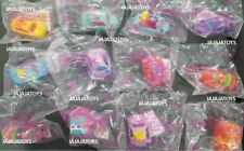 MCDONALDS 2019 SHOPKINS CUTIE CARS - SET OF 12 - ON HAND