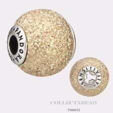 Authentic Pandora Essence Collection Silver & 14k Sensitivity Bead 796051