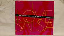 I Love Salsa by Various Artists (CD, 2009, Somerset) Hot Slasa Grooves - New!