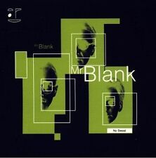 MR Blank-No Sweat-CD NUOVO