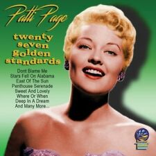 Patti Page - Twenty Seven Golden Standards [New CD]