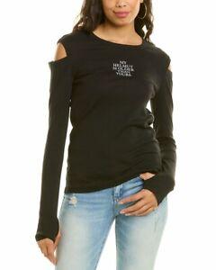Helmut Lang Older Cutout T-Shirt Women's