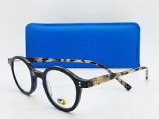 NEW Eyebobs Reader Frizz Bee 2286 13 (2.50) Blue/Black/White Tortoise round 39mm