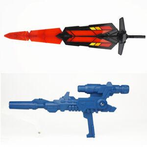 Professor Heisenberg Titans Return Fortress Maximus Gun & Sword Solution Set