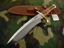 "RANDALL KNIFE KNIVES #12-11""LG.SASQUATCH,#833,BLH,BL.-B.S,LEATHER,SFG,BBR #A2337"