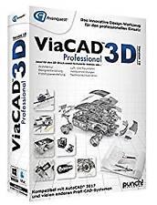 Avanquest ViaCAD Professional 3D Software PC auch als Download erhältlich Design