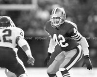 RONNIE LOTT Photo Picture SAN FRANCISCO 49ers Football Print 8x10 or 11x14 (RL7)