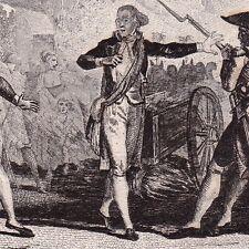 Jean ESPARIAT Aix en Provence Révolution Française Bouches du Rhône 1825